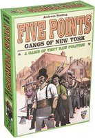 Mayfair Five Points Gangs of NY (english)