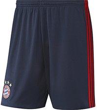Adidas FC Bayern München Torwart-Shorts Home 2016/2017 blau