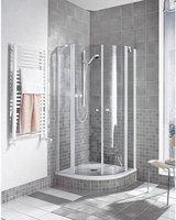 Kermi Ibiza 2000 O20 Viertelkreis mit PT 100 x 80 cm