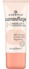 Essence Camouflage 2 in 1 Make-Up & Concealer (30ml)