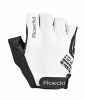 Roeckl Bari white/black