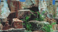Hobby Fotorückwandzuschnitt Steine 1/2 120 x 50 cm (31181)