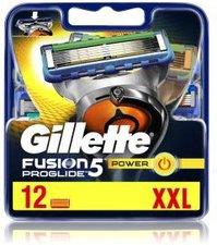 Gillette Fusion ProGlide Power (12er)