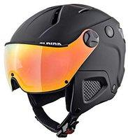 Alpina Eyewear Attelas Visor QVM black matt