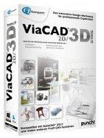 punch! Software ViaCAD 2D/3D 10 (Win/Mac)