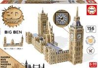 Educa 3D Monument Puzzle Big Ben (16971)