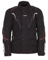 Modeka BikerWear Tasman Jacke schwarz