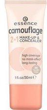 Essence Camouflage 2 in 1 Make-Up & Concealer - 30 Honey Beige (30ml)