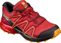 Salomon Speedcross K fiery red/black/bright marigold