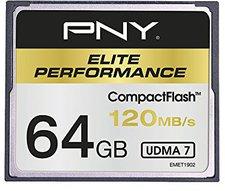 PNY Compact Flash Elite Performance 120MB/s