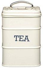 Kitchen Craft Vintage Teedose creme