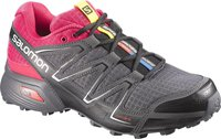 Salomon Speedcross Vario W black/hot pink/dark cloud
