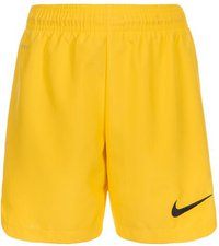 Nike Laser III Shorts Kinder gold