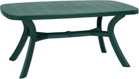 Best Freizeitmöbel Kansas Tisch oval 192x105cm grün (18519230)