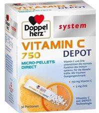 Doppelherz System Vitamin C 750 Depot (30 Stk.)
