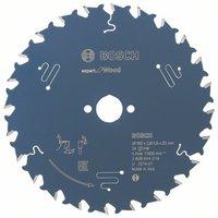Bosch Expert for Wood 160 x 20 x 2,6 mm, 24 (2608644019)
