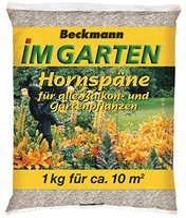 Beckmann - Im Garten Hornspäne 1kg