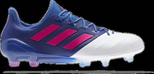 reputable site 485b5 4fe2c Adidas ACE 17.1 FG Leder-Fußballschuhe