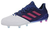 Adidas ACE 17.1 FG Leather blue/shock pink/footwear white