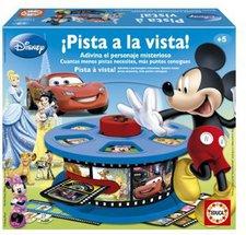 Educa ¡Pista a la vista! Disney (spanisch)