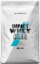 MyProtein Impact Whey Protein 5000g schokolade nuss
