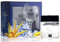 Williams & Humbert Botanic Premium mit Glas 0,7l 40%