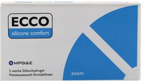 MPG & E Ecco Silicone Comfort Zoom +3.75 (3 Stk.)