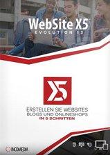 Incomedia WebSite X5 13 Evolution