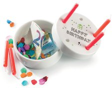 Donkey Products Candle to go Deluxe Birthday (220481)