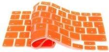 iProtect Tastaturschutz für Apple Macbook 12 Zoll Orange