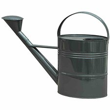 Siena Garden Zinkgießkanne 10 Liter anthrazit