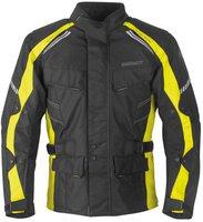 Germot Orbiter Jacke schwarz/gelb
