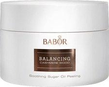 Babor Balancing Cashmere Wood Soothing Sugar Oil Peeling (200ml)