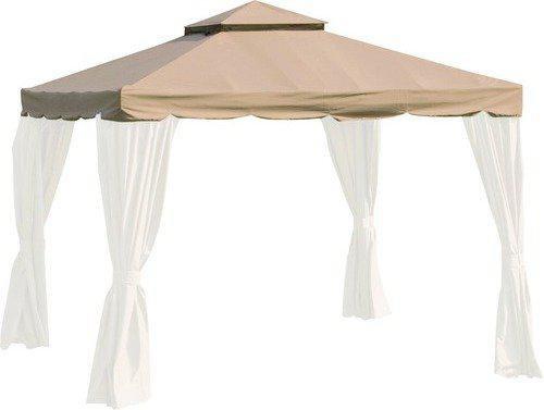 siena garden pavillon dach dubai beige g nstig kaufen. Black Bedroom Furniture Sets. Home Design Ideas