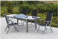 Merxx Amalfi Set schwarz 5-tlg. (4x26311-3171x26451-219)