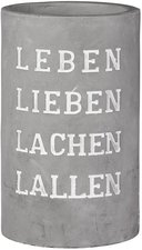Räder Poesie et Table Vino Weinkühler Leben lieben lachen lallen