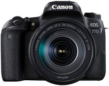 Canon EOS 77D Kit 18-135 mm
