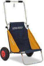 Eckla Beach Rolly blau/gelb