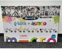 Micro Mobility G-Bike 200 pink