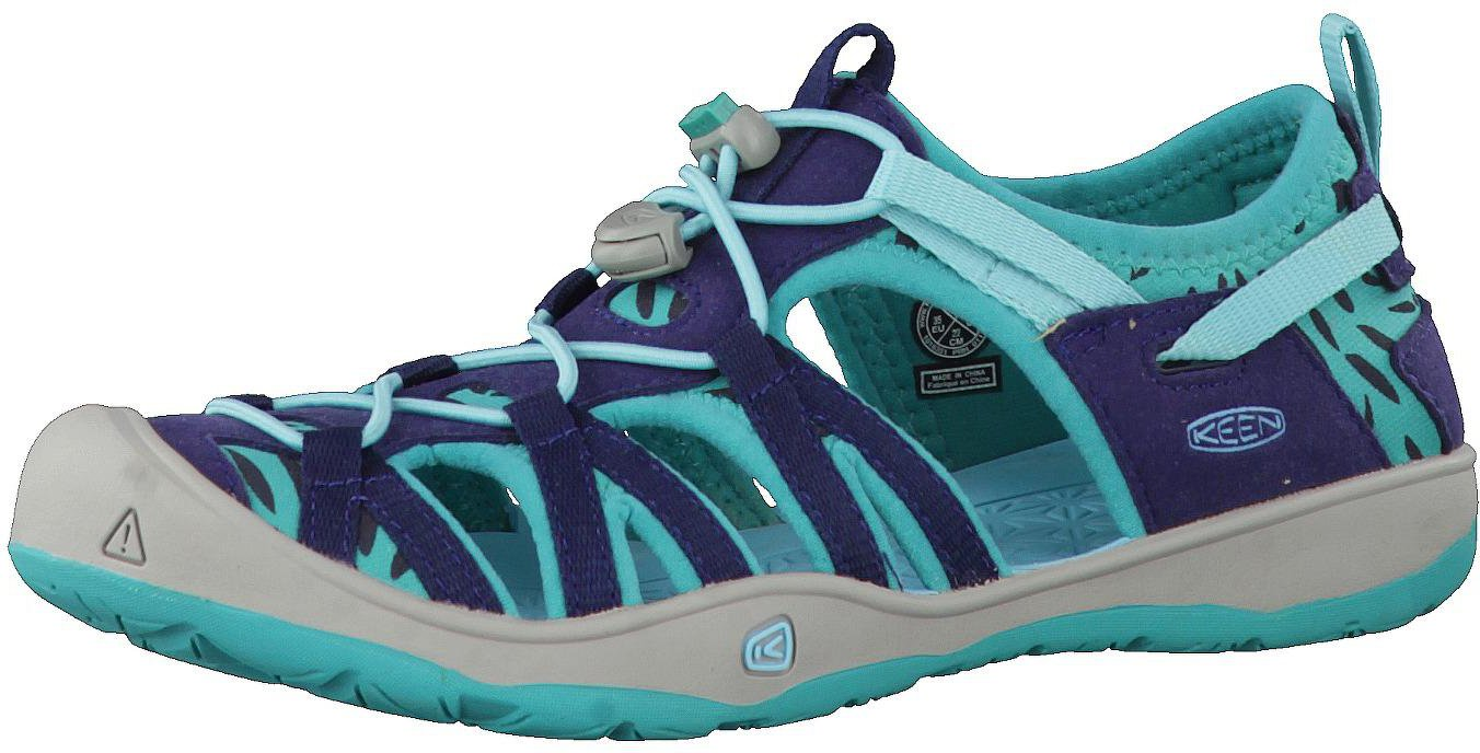 e089556ae323 Keen Moxie Sandal Kids dress blue viridian günstig kaufen