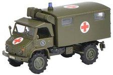 Schuco Unimog S 404 Sanka ´´Bundeswehr´´ (45262...