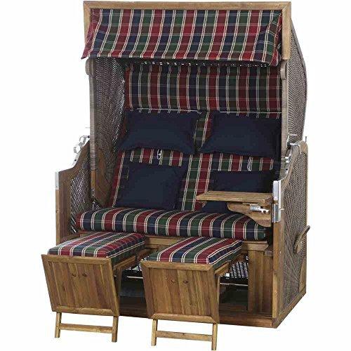 akazienholz strandkorb auf schon ab 491 00 kaufen. Black Bedroom Furniture Sets. Home Design Ideas