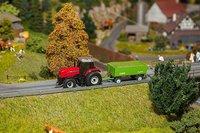 Faller 161536 - Traktor mit Anhänger