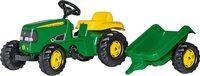 Rolly Toys rollyKid John Deere mit Anhänger (012190)