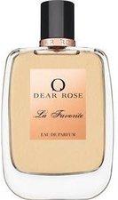 Dear Rose La Favorite Eau de Parfum (100ml)