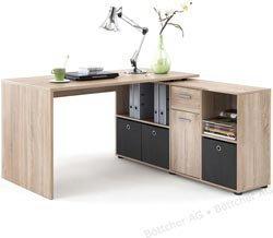 FMD Möbel Schreibtisch Lex Sonoma Eiche
