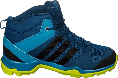 new styles dfbbc 90d2c Adidas AX2 Mid CP K blue nightcore blacksemi solar yellow