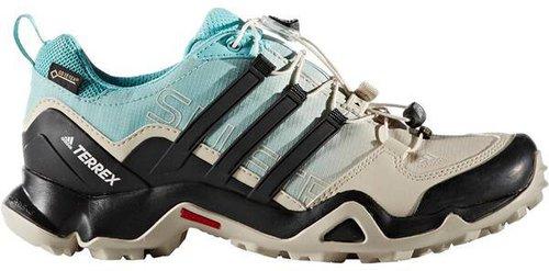 Adidas Schuhe Terrex Swift R GTX Women - grey two/utility black/clear aqua - UK 4,5 - Gr.37 1/3