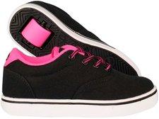 Heelys Launch black/neon-pink/white