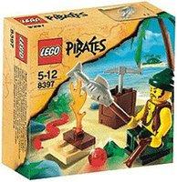 LEGO Impuls 8397 - Gestrandeter Pirat